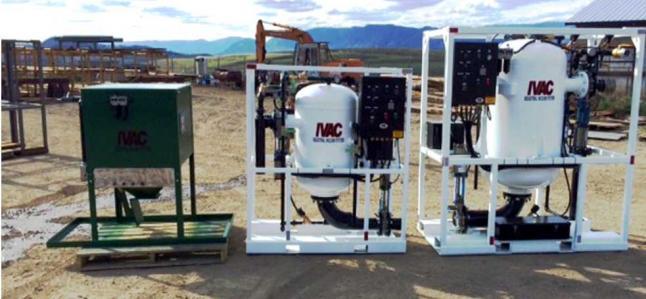 barrel vac unit, PV250 unit, pv500unit, venturi pump, industrial vacuum