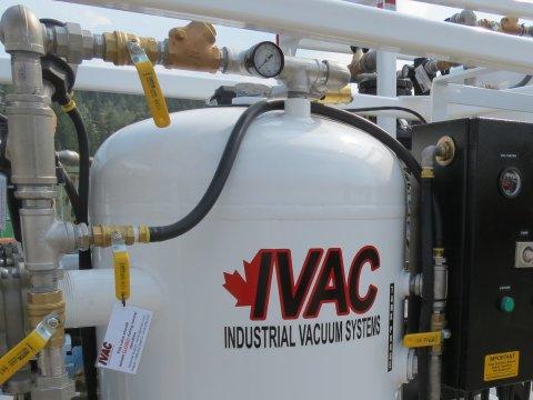 pv250 industrial vacuum sustem